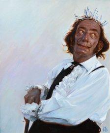Retrat de Dalí