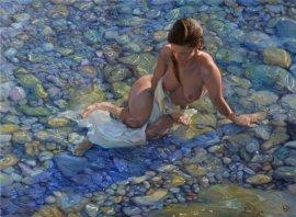 Sobre les pedres del mar