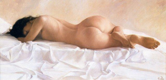 Olga Breeskin Al Desnudo